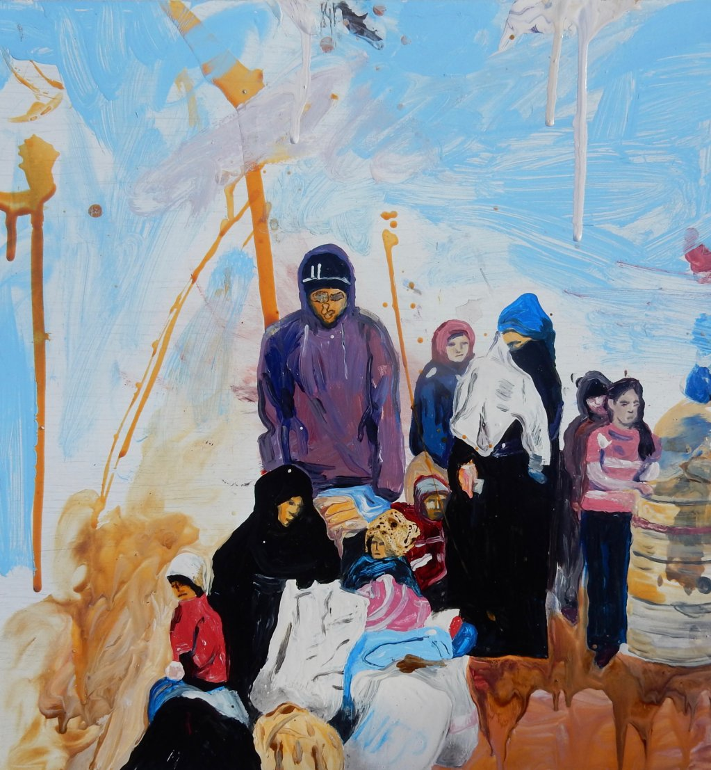 Family, Madaya (Syria) 2016