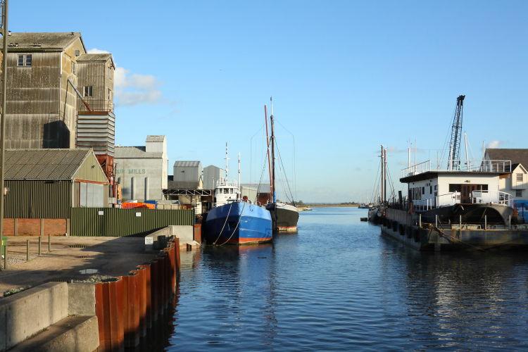 Fullbridge, on the Blackwater