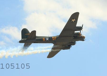 "B17G Flying Fortress, ""Sally B"""
