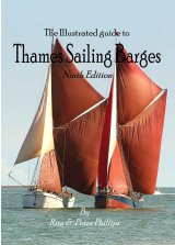 Books- Illustrated guide to Thames sailing barges