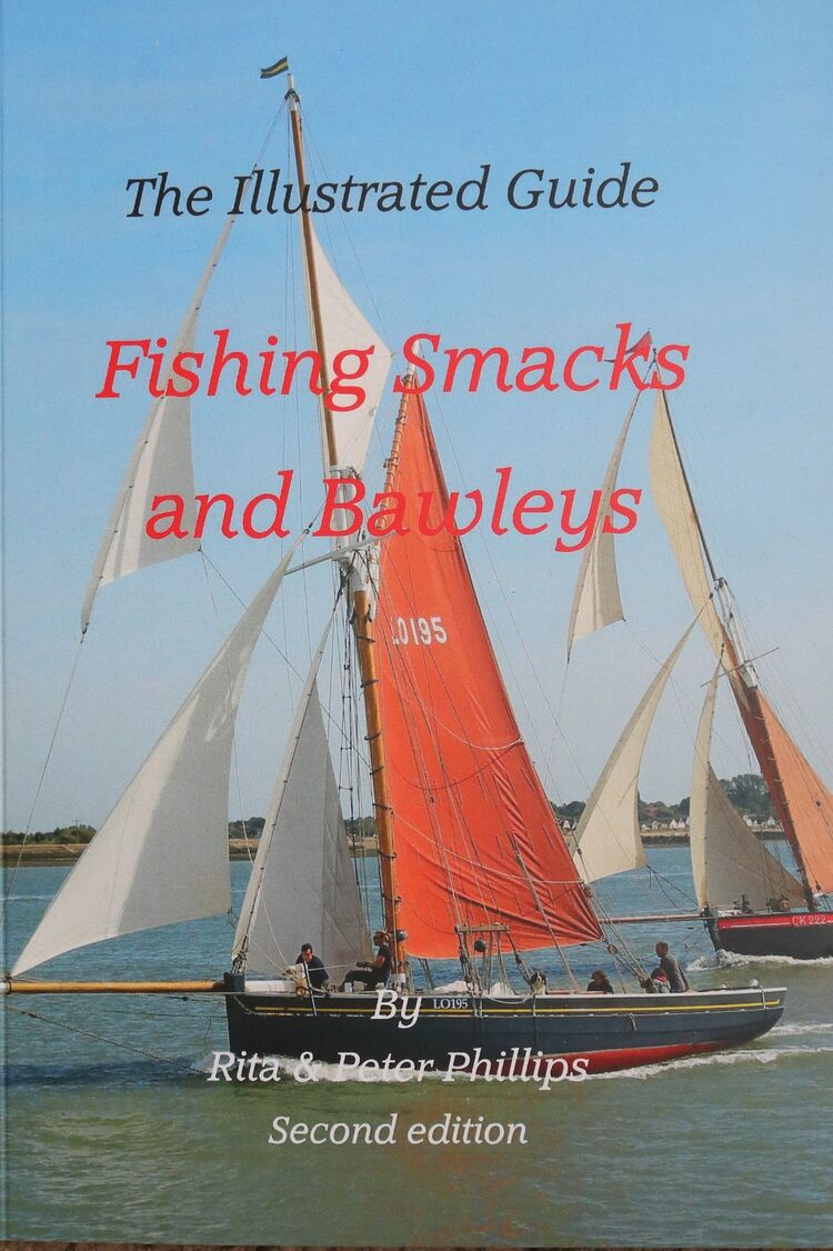 Fishing Smacks and BawleysFront cover