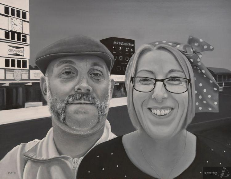 James & Suzi at Revival