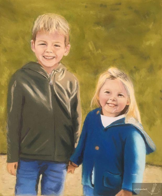 Joshua & Charlotte