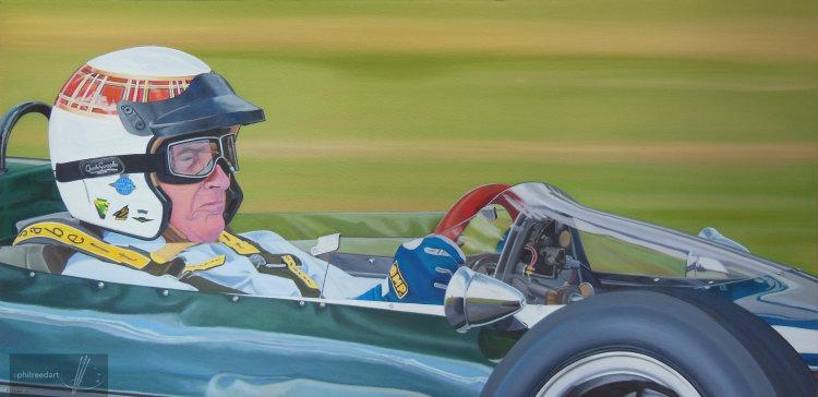 Jackie Stewart's 50th