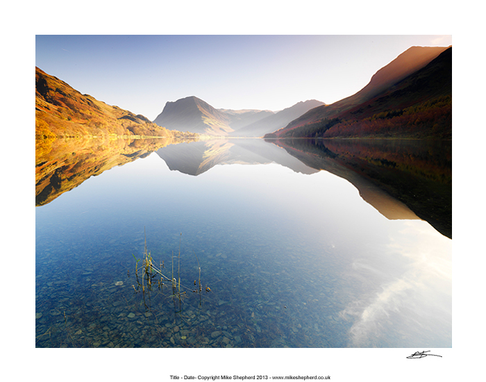 CPP35 Buttermere
