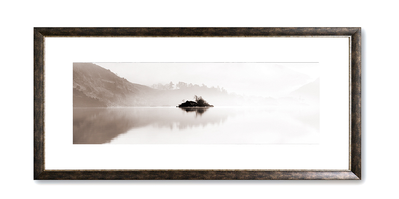 NEW: GPS13 - Clearing Mist on Ullswater I