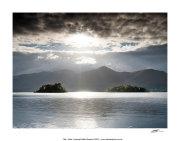 CPP41 Sunlight over Derwent Water
