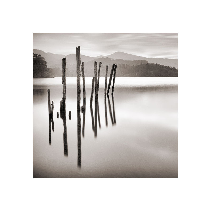 PP75 Forgotten Jetty Derwent Water