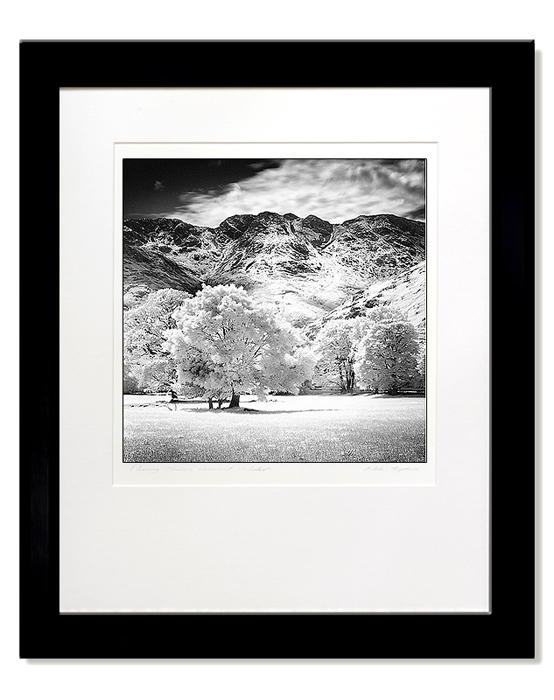 VBS10 - Crinkle Crags Infra Red Study