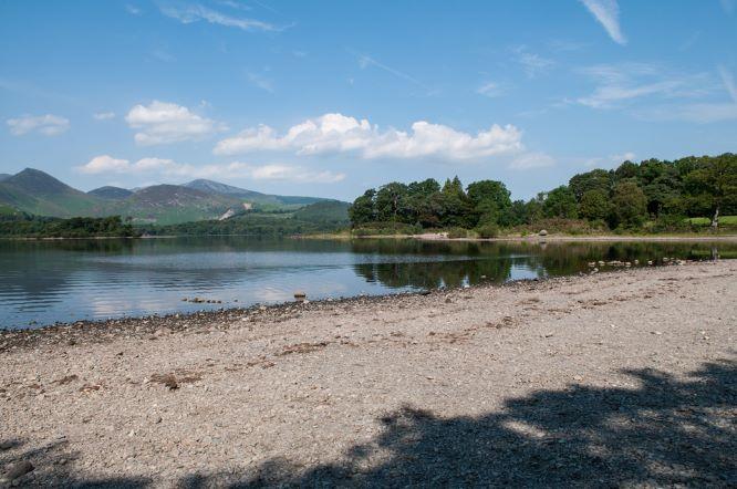 #1005Derwent Water Cumbria