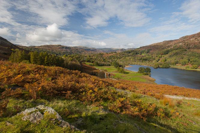 #1007 Rydal Water Cumbria