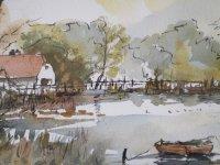 Burton Mill Pond