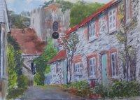 Cottages in Singleton, West Sussex