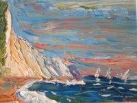 Sails and Cliffs