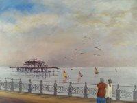 The West Pier Brighton
