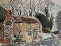 The White Hart Pub Stopham West Sussex