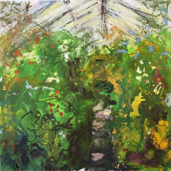 INTO THE GLASSHOUSE - SOLD