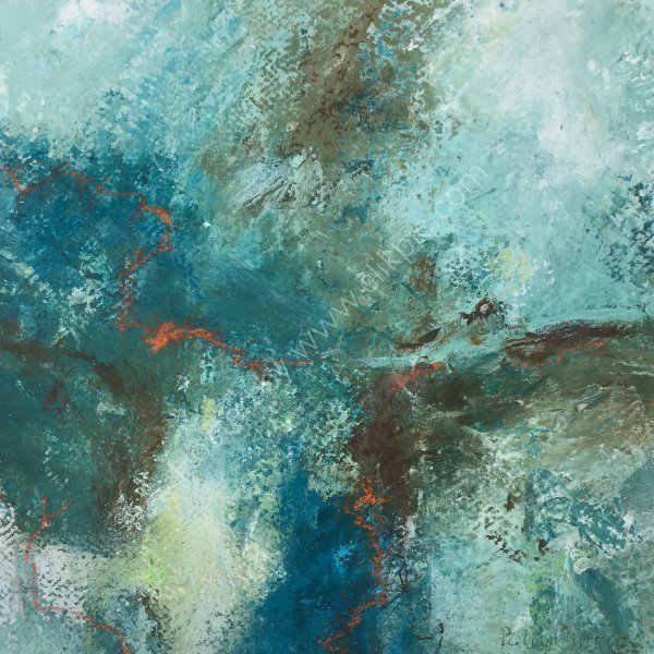TALES OF TURQUOISE - SOLD