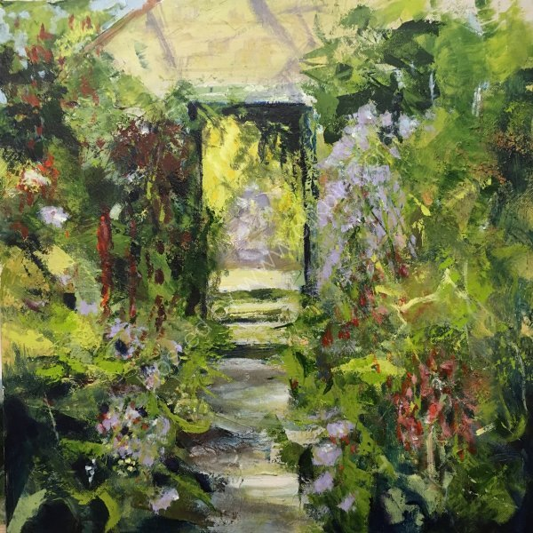 THROUGH THE GLASSHOUSE - SOLD