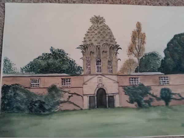 The Pineapple by Ann McGeachie