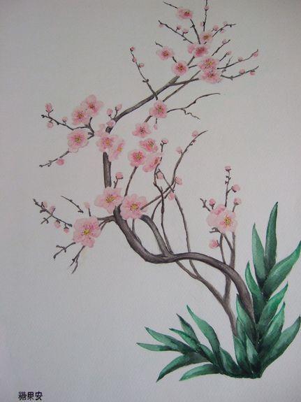 Japanese fire screen by Ann McGeachie