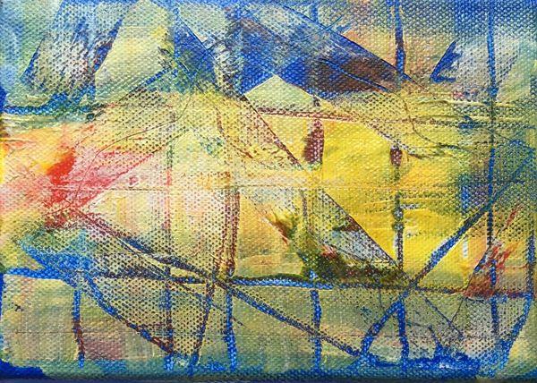 Boats2 by Ann McLean