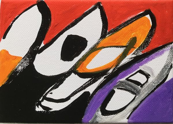 Boats1 by Ann McLean