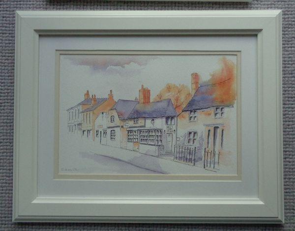 Church St Storrington by Carolynne Goldsmith