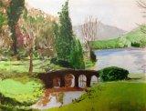 Stourhead Lake