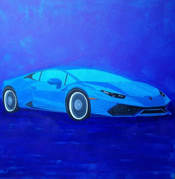 Downloader Supercar by Ann McLean