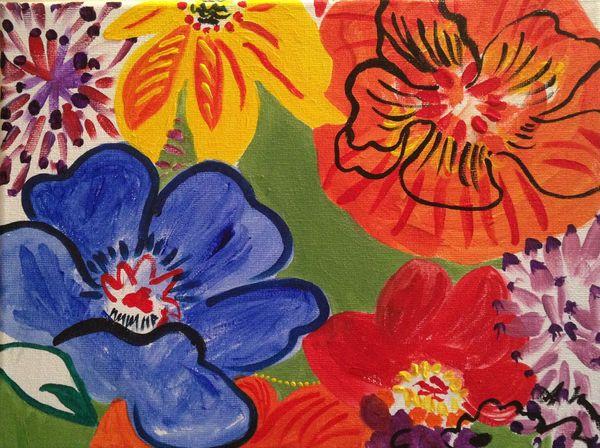 Flowers by Ann McLean