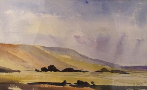 South Downs Way by Gwen Callaghan