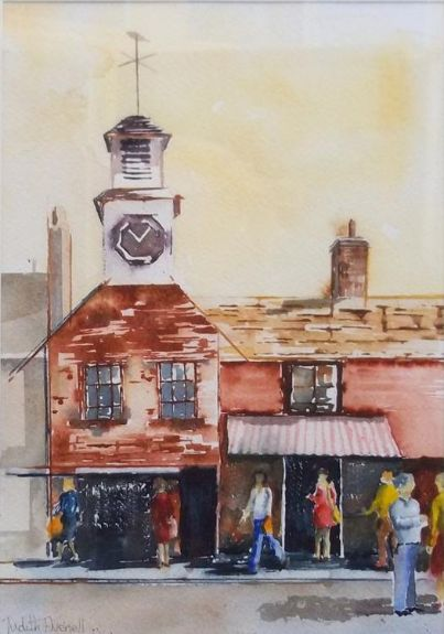 The Clock Tower, Steyning