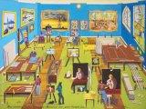 Atelier Wiesbaden 1956