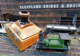 Teeside Steel - Scale Seven Trophy, Bristol May 2014