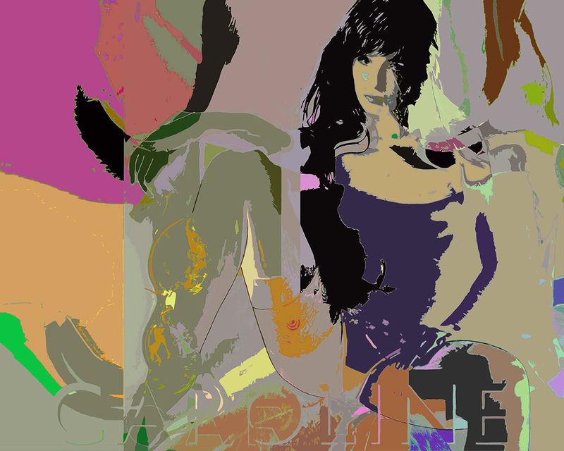 Caroline Abstract. No3a