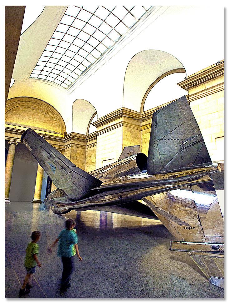Jaguar at the Tate