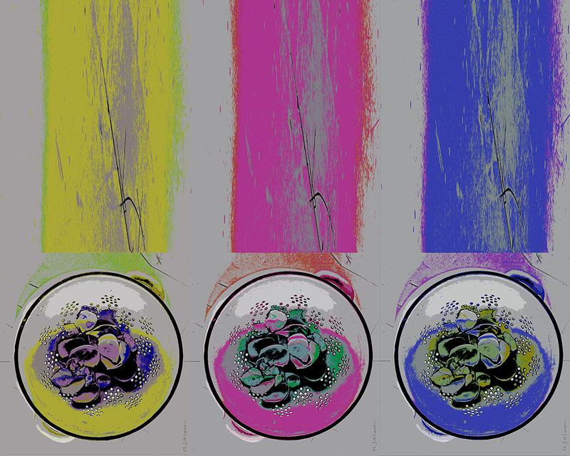 Egg Shells Yellow, Pink & Blue