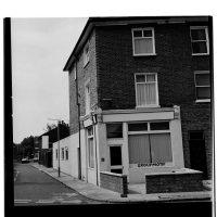 Corner shop, East Dulwich