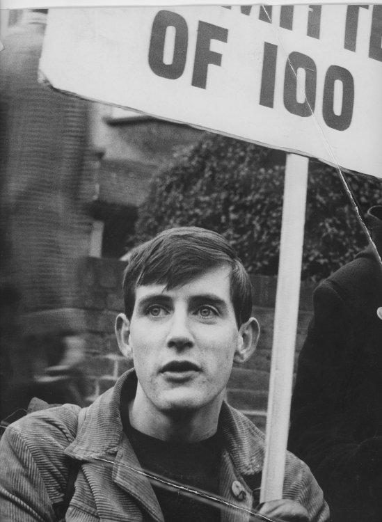 Dave James CND 1962