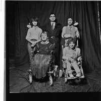 Founding members of Graeae Theatre