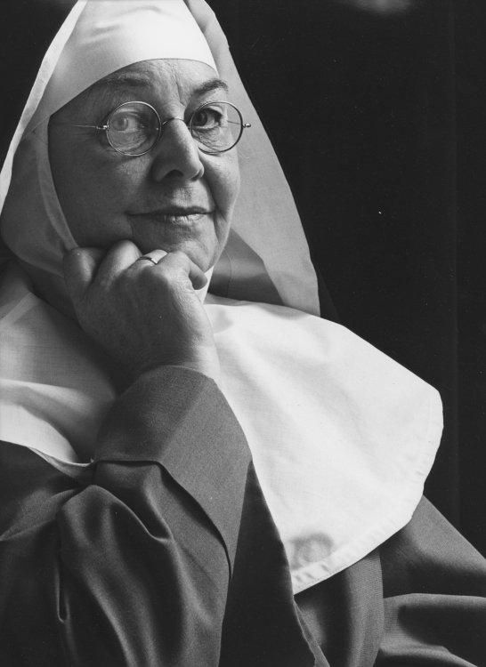 A nun- or is it?