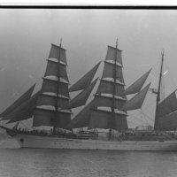 Tall Ships Race, River Thames 1975