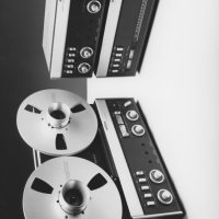 reel to reel and tuner