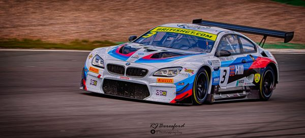 BMW M6 GT3 HDR