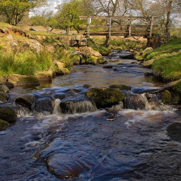Bridge Over Burbage Brook