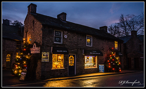 Castleton at Christmas