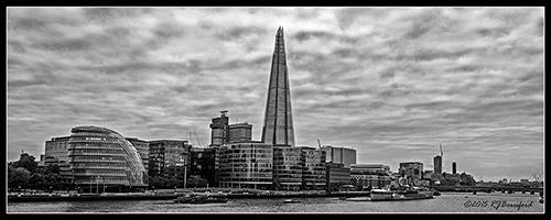 City Hall & The Shard