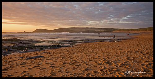 Constantine Bay Evening