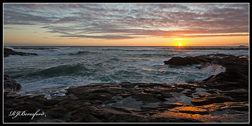 Constantine Bay Sunset